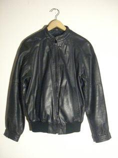 Lederblouson Vintage Fashion, Leather Jacket, Jackets, Gowns, Studded Leather Jacket, Down Jackets, Leather Jackets, Fashion Vintage, Jacket