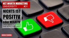 DIRECT SELLING & NETWORK MARKETING NEWS #31 - POSITV oder NEGATIV Direct Selling, Direct Sales, Neutral, Marketing News, New Market, Tv, Oder, Life, Tvs