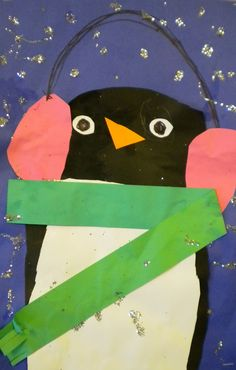 Penguin - Re-pinned by @PediaStaff – Please Visit http://ht.ly/63sNt for all our pediatric therapy pins