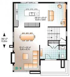 querés hacerte tu casa? casas modernas con planos y fachadas - Taringa!