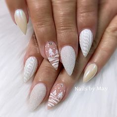 Winter nails #christmasnails /KortenStEiN/