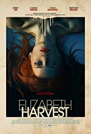 Elizabeth Harvest 2018 W Thriller Newly Married Elizabeth Travels With Her Husband To His Vast Luxurious Estate He Explains Filmy Poster Filma Trillery