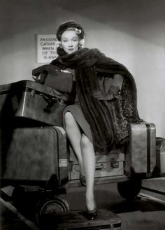 """""""To lose your prejudices you must travel.""""  Marlene Dietrich, you are so right."""