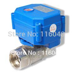 $22.92 (Buy here: https://alitems.com/g/1e8d114494ebda23ff8b16525dc3e8/?i=5&ulp=https%3A%2F%2Fwww.aliexpress.com%2Fitem%2F12v-control-Water-motorized-Valve-3-4-Stainless-Steel-Valve-2-3-5-wires-for-water%2F710016810.html ) 12VDC control Water motorized Valve SS304 3/4''  2/3/5 wires for water treatment,heating for just $22.92