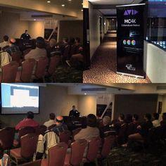 Presentación de #Avid #MediaComposer 8.6.1 en #CostaRica