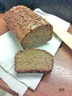 Banana Bread, Veggies, Food And Drink, Low Carb, Gluten Free, Keto, Vegan, Baking, Cake
