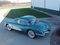 1958 corvette - Google Search