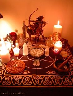 Love marriage specialist baba ji in Hyderabad Wiccan Altar, Wicca Witchcraft, Pagan Witch, Witch Alter, Crystal Altar, Altar Decorations, Witch Aesthetic, Book Of Shadows, Love And Marriage