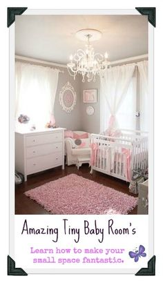 Designing A Small Nursery