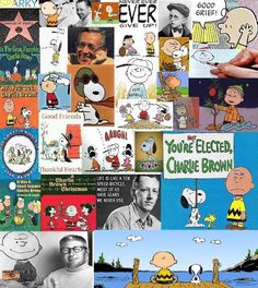 Happy Birthday, 'Sparky'!Happy Birthday, 'Sparky'! ;>)                                                                      CHARLES MONROE SCHULZ    November 26, 1922 - February 12, 2000  R.I.P.      'Don't worry about the world coming to an end today. It is already tomorrow in Australia.' *Charles Schulz                                                                                 Beloved American Cartoonist, nicknamed 'Sparky'. Creator of the comic strip series, PEANUTS.