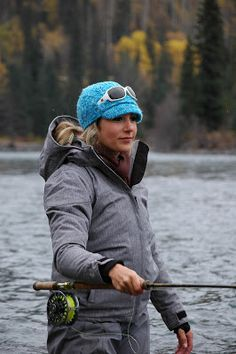 Whistler Flyfishing: April Vokey's Flies for Fins
