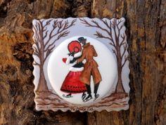 Let it snow!      www.facebook.com/pages/The-Cookie-Lab-Bolachas-Decoradas-Artesanais/296345657141199?ref=hl