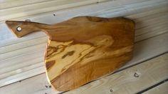 Olive wood fine rustic piece.