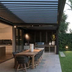 Decks backyard, Outdoor kitchen design, Backyard patio, Entertaining deck, Building a deck, Outdoor kitchen - 21 Creative Deck Ideas That Inspire Al Fresco Living - #Decksbackyard
