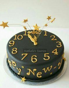 New Years Cake