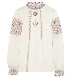 Shopping tendance mode seventies Vilshenko