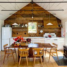 Tiny House - contemporary - kitchen - portland - Jessica Helgerson Interior Design