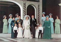 Royale Huwelijken: Beatrix en Claus - 10 maart 1966