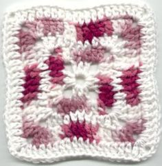 Ravelry: Swanda Square pattern by Melissa Green
