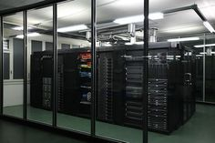 Datacenter on Demand located in Zurich, Siwtzerland. Features too many components to list but has quite a number of HP Proliant servers, Cisco blade systems, NetApp, HP & Dell storage arrays.