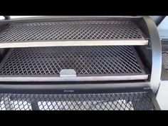20''x 36'' Custom Offset Pipe Smoker and BBQ Pit by Lone Star Grillz - YouTube