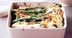 Image of broccolini, sour cream & chive bake, taste. Dinner Recipes For Kids, Healthy Dinner Recipes, Healthy Snacks, Lunch Recipes, Doritos, Easy Healthy Dinners, Healthy Chicken Recipes, Bento, Granola