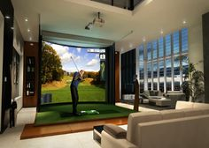 Basics of Golf Simulator | Sports And Outdoors Tips