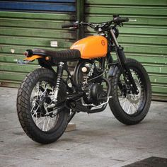 Motorcycle honda cafe racers bobbers 41 ideas for 2019 Cafe Racer Honda, Cg 125 Cafe Racer, Cafe Bike, Cafe Racer Bikes, Sr400 Cafe Racer, Xj Yamaha, Ducati, Honda Motorcycles, Custom Motorcycles