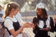 Alicia Silverstone & Stacey Dash as Cher & Dionne in Clueless