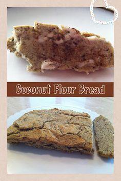 Coconut Flour Bread