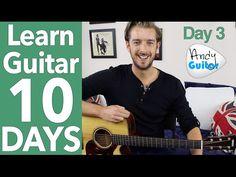 Guitar Lesson 3 - 'Three Little Birds' Guitar Tutorial [10 Day Guitar Starter Course] - YouTube