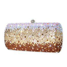 Enlace Crystal Clutch Bag  #Swarovski #Clutchbag  http://www.playbling.com/en/enlace-crystal-clutch-bag.html