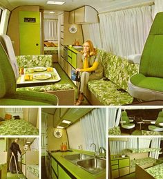 Been looking for a motorhome to redo and this is some amazing inspiration!  majorly am nuts for this.