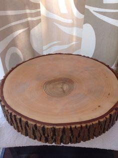 Large Ashwood slice,many uses,display,table top,wedding table