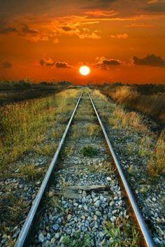 Artistic rails