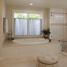 Small Master Baths With Larger Shower And Small Tub Design, Pictures, Remodel, Decor and Ideas - page 6
