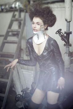 Nekromantik costume design by Katarzyna Konieczka