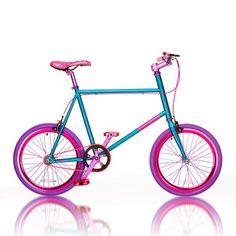 Bike Straight Edge Petrol, 419€, jetzt auf Fab.