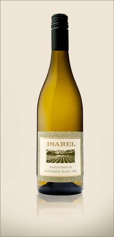 Isabel Estate make the best Marlborough Sauvignon Blanc. Find it at Green & Blue and Philglas & Swiggot