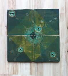 ceramic tiles by nomen omen studio