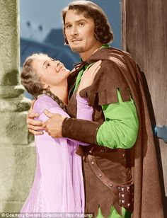 Olivia de Havilland on her relationship with Errol Flynn