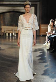 Inbal Dror Wedding Dresses Fall 2015 | Maria Valentino/MCV Photo