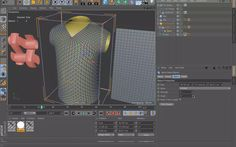 C4D Quick Tip #54 How to clone onto a Surface utilizing UV's on Vimeo
