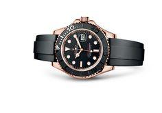 Scopri l'orologio Yacht-Master 40 in Oro Everose 18 ct. sul Sito Ufficiale Rolex. Modello: 116655