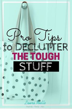 Top tips from a professional organizer on how to ditch buyer's remorse & declutter guilt-filled items from our homes and lives. Emotional Clutter, Clutter Solutions, Declutter Your Life, Organizing Your Home, Organization Hacks, Organizing Ideas, Decluttering Ideas, Simple Living, Spring Cleaning