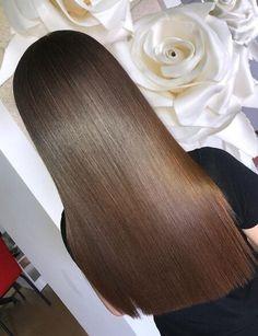 Long Straight Hair With Layers Long Blunt Hair, Long Brown Hair, Long Wavy Hair, Very Long Hair, Braids For Long Hair, Long Hair Cuts, Long Hair Styles, Beautiful Long Hair, Gorgeous Hair