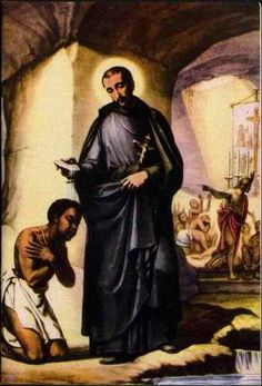 A biography of st peter claver