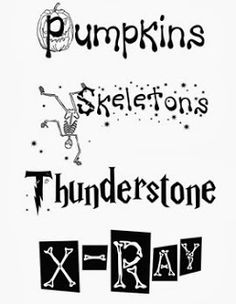 fonts 4 teachers deluxe includes now 9 halloween fonts to create hundreds of worksheets in seconds - Halloween Writing Font