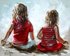 maria oosthuizen paintings - Google Search  Striking painting. The red causes it to reach out to grab attention.  Then one looks at the detail.