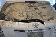 Dirty Car Drawings-3